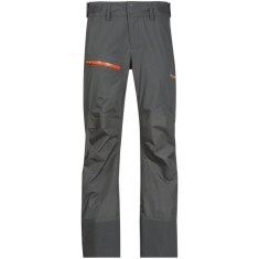 Bergans of Norway Storen Lady Pnt SolidDkGrey/Pumpkin