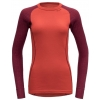 Devold Duo Active Woman Shirt Beetroot