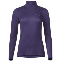 Bergans of Norway Fløyen W Long Sleeve Viola/Lt Viola