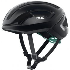 POC Omne Air SPIN - Uranium Black/Fluorite Green Matt