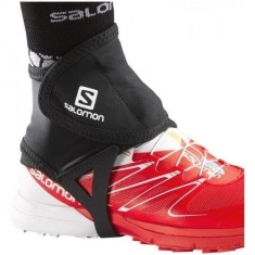 Návlek Salomon TRAIL GAITERS LOW BLACK - 329166