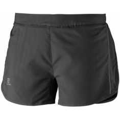 Kraťasy Salomon AGILE SHORT W BLACK - 371278
