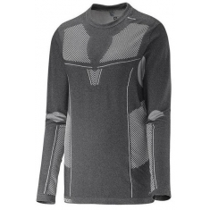 Salomon PRIMO WARM LS CN TEE W BLACK - 382885