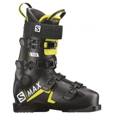 Salomon S/MAX 110 Black/Acid Green/Wh - 405477