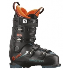 Salomon X PRO 120 Black/Blue/Orange - 405509