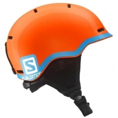 Salomon Helma GROM JR FLUO ORANGE/BLUE - 377734