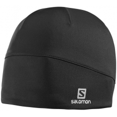 Salomon Čepice ACTIVE BEANIE Black - 390225