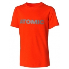 Atomic Triko ALPS KIDS T-SHIRT Bright Red - 19/20