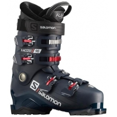 Salomon  X ACCESS 90 Petrol Blue/Red - 408506 - 19/20