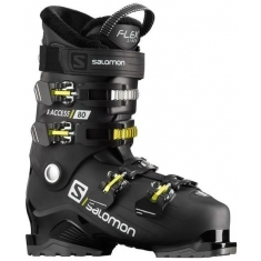 Salomon  X ACCESS 80 BLACK/Acid Gree/W - 408507 - 19/20