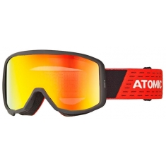 Atomic COUNT JR CYLINDRICAL Black/Red - 19/20