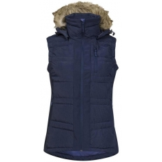 Bergans of Norway Bodø Down Lady Vest Navy
