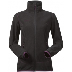 Bergans of Norway Ylvingen Lady Jkt Black/Plum
