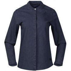 Bergans of Norway Oslo Denim W Shirt Dk Denim