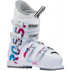 Boty Rossignol Fun Girl J4 white - RBI5080 - 2020