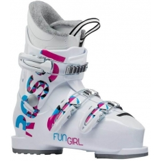 Boty Rossignol Fun Girl J3 white - RBI5130 - 2020