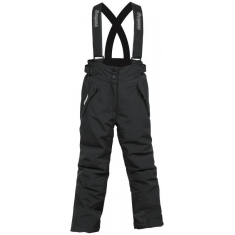 Bergans of Norway Storm Ins Kids Pnt Black