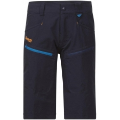 Bergans of Norway Utne Youth Shorts Navy/Lt SeaBlue/Pump