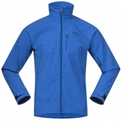 Bergans of Norway Slingsby LT Softshell Jkt AthensBlue/ClassicBlue