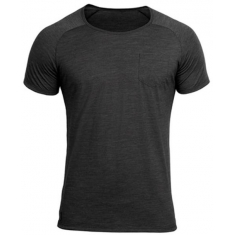 Devold Herdal Man Tee Anthracite