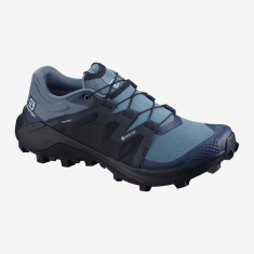 Salomon WILDCROSS GTX W Copen Blue - 411216 - 2020
