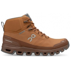 ON Running Cloudrock Waterproof Pecan/Rock dámské - 23.99614