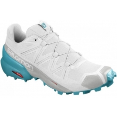 Salomon SPEEDCROSS 5 W White/White/Bluebird - 409687 - 2020