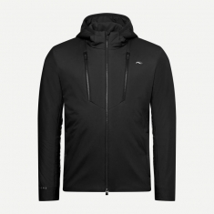 Kjus Men 7SPHERE Hooded InsulJacket - black - 2021