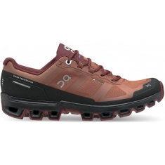 ON Running Cloudventure Waterproof Hazel/Mulberry dámské - 22.99757