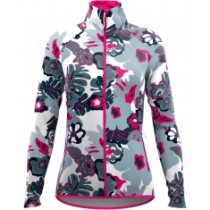 Mikina CRAZY DIXY WOMAN - PINK-EVERBLOOM