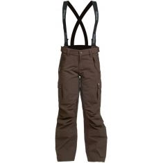 Bergans of Norway Giraffe Lady Pants - Chocolate Chocolate