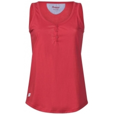 Bergans of Norway Jomfruland Lady Singlet Strawberry